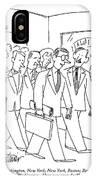 Washington, New York IPhone X Case