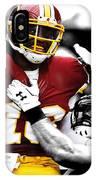 Washington Redskins Rg3 IPhone Case