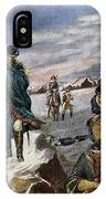 Washington: Valley Forge IPhone Case