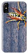 Wasp 3 IPhone Case