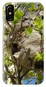 Wasps' Nest IPhone Case