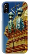 Wat Phrathat Doi Suthep  IPhone Case