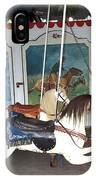 Watch Hill Merry Go Round IPhone Case