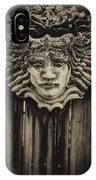Watcher Of The Yard 2 IPhone X Case