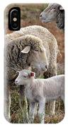 Watching Over IPhone Case