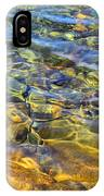 Water Abstract IPhone Case