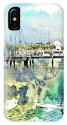 Water Boarding IPhone Case