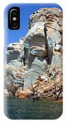 Water Canyon II IPhone Case