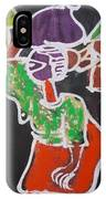 Water Carrier. IPhone Case