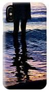 Water Color Echos IPhone Case
