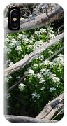 Water Cress IPhone Case