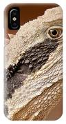 Water Dragon Close Up IPhone Case