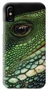 Water Dragon Face Vietnam IPhone Case