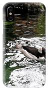 Water Duck IPhone Case