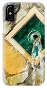 Copper Spout IPhone Case