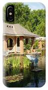 Water Garden Serenity IPhone Case