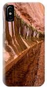Water Is Life - Coyote Gulch - Utah IPhone Case