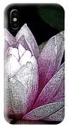 Water Lilies I IPhone Case