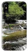 Water On The Rocks IPhone Case