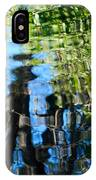 Water Reflections 1 IPhone Case