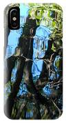 Water Reflections 3 IPhone Case