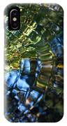 Water Reflections 5 IPhone Case