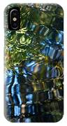 Water Reflections 7 IPhone Case