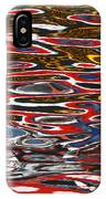 Water Ripple Patterns 3 IPhone Case
