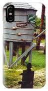 Water Tank Landscape IPhone Case