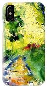 Watercolor 318012 IPhone Case