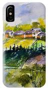 Watercolor 414022 IPhone Case