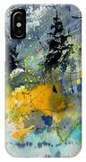 Watercolor 414062 IPhone Case