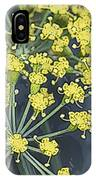 Watercolor Dill IPhone Case