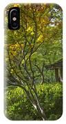 Watercolor Gardens IPhone Case