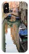 Watercolor In Venice IPhone Case