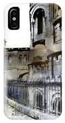 Watercolor Paris IPhone Case