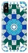 Watercolor Quilt IPhone Case