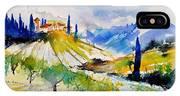 Watercolor Toscana 317040 IPhone Case