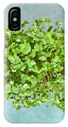 Watercress IPhone Case