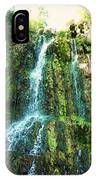 Waterfall 3 IPhone Case