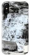Waterfall 3 IPhone Case