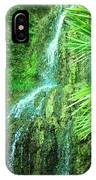 Waterfall 4 IPhone Case