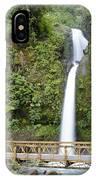 Waterfall Bridge IPhone Case