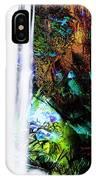 Waterfall Enchantment II IPhone Case