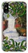 Waterfall - Kinetic Energy IPhone Case