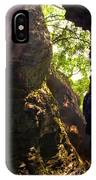 Waterfall Mountain IPhone Case