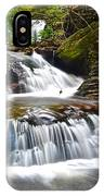Waterfall Oasis IPhone Case