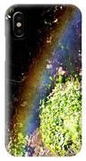Waterfall Rainbow IPhone Case