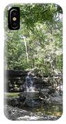 Waterfall Trail IPhone Case