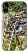 Waterfall Way IPhone Case